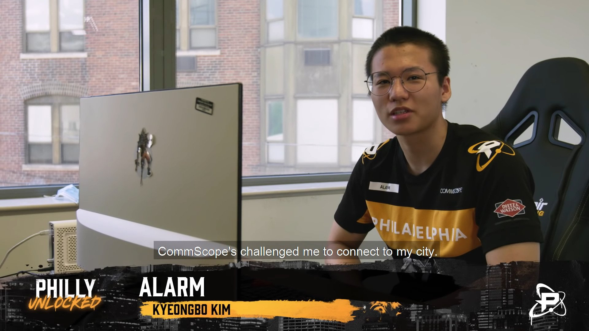 OWL – Philadelphia Fusion's Alarm Bags The 2020 Rookie Of The Year