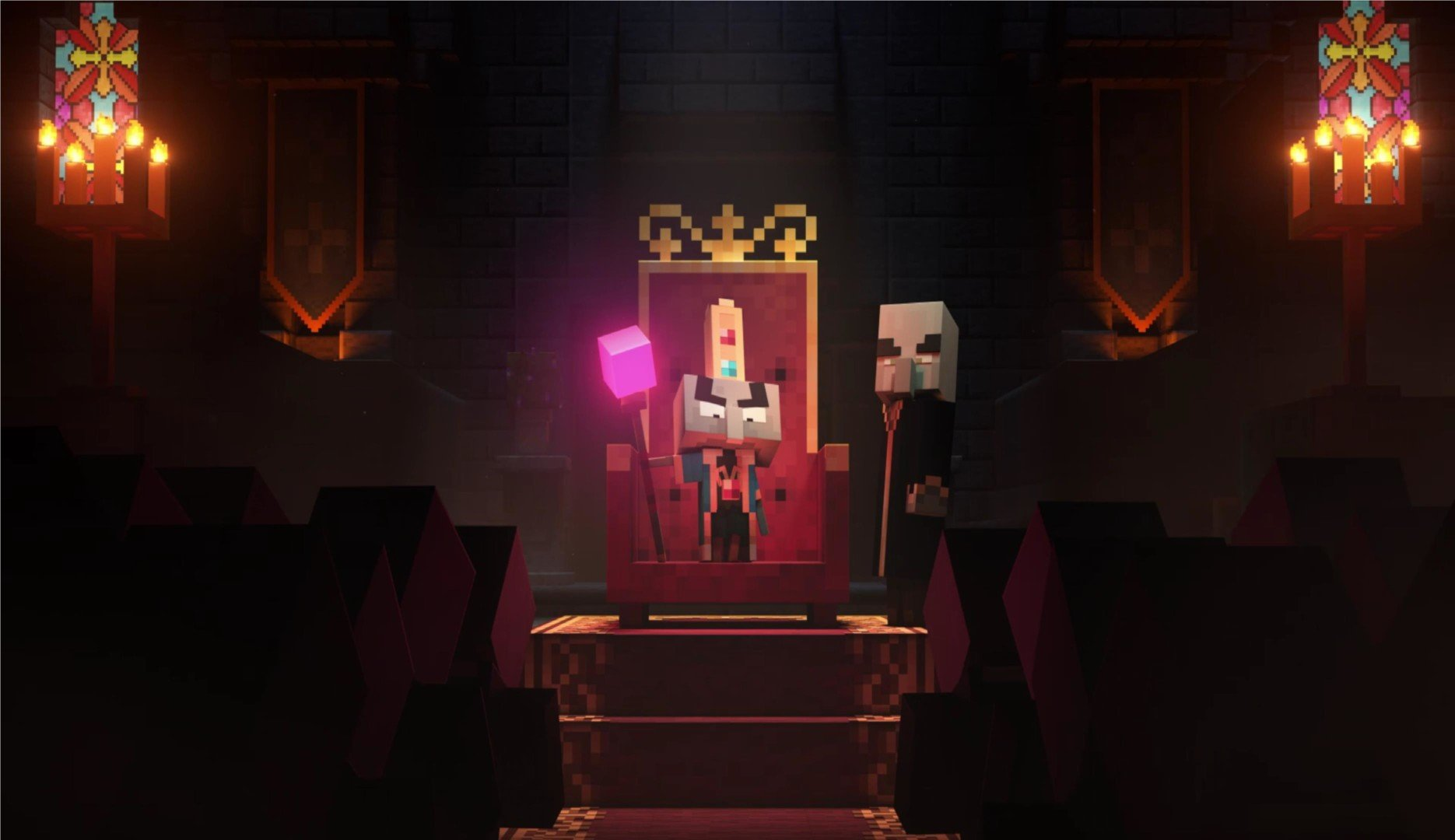 Minecraft Dungeon Fan Art Looks Fantastic And May Change How You See The Arch-Illager