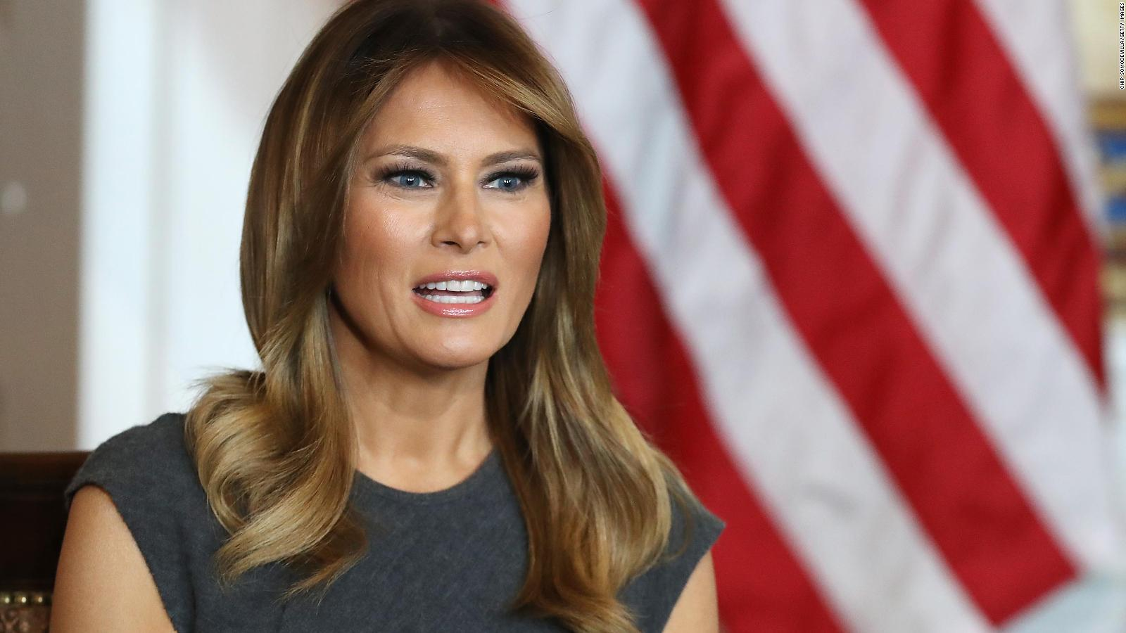 Melania Trump – Phone Call Recording Of The FLOTUS Reveals How She Feels About The Kids Separated At The Border: 'Give Me a F***ing Break'