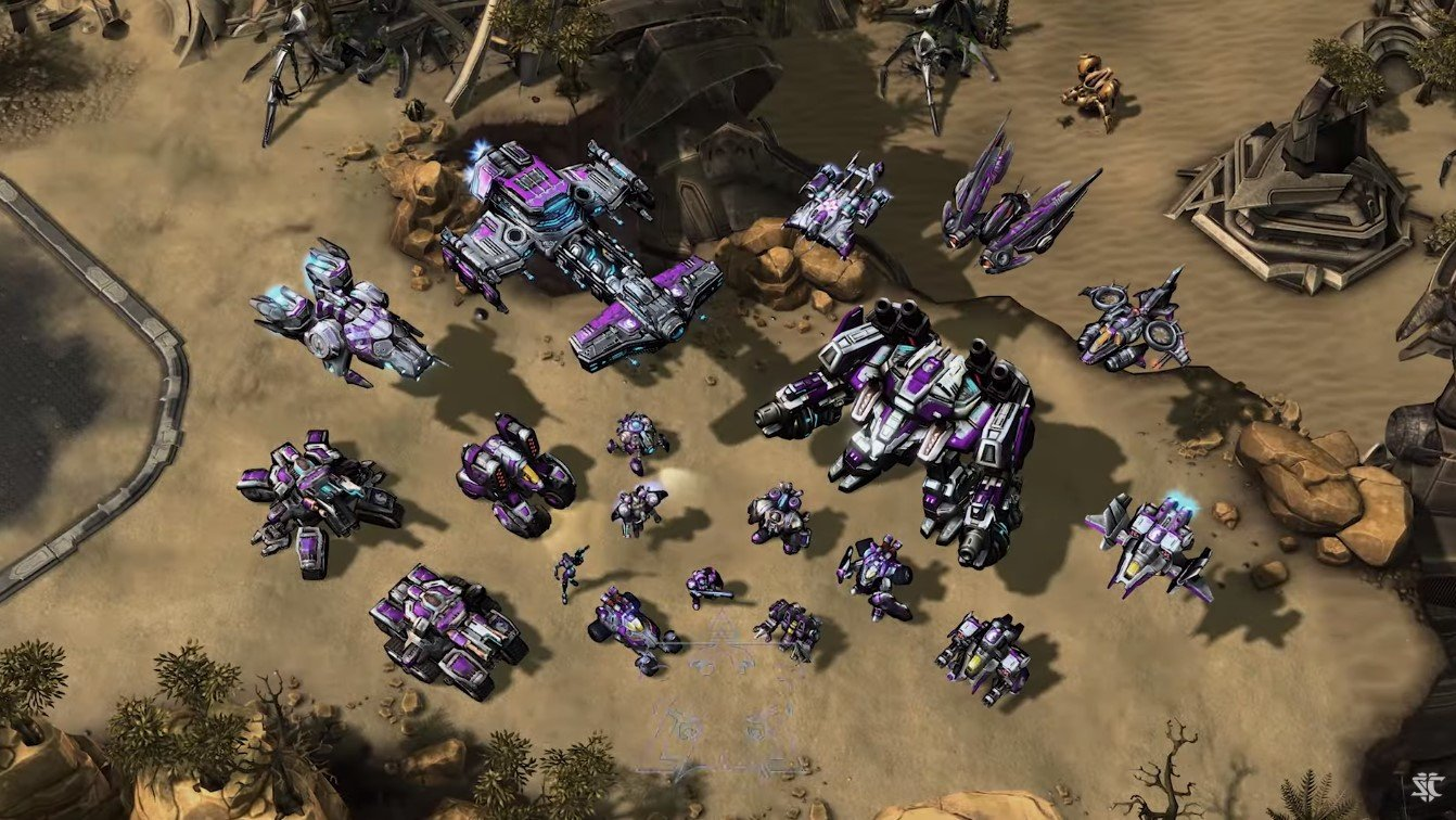 Blizzard Announce Starcraft 2 Is Going Into Maintenance Mode, No Further Development