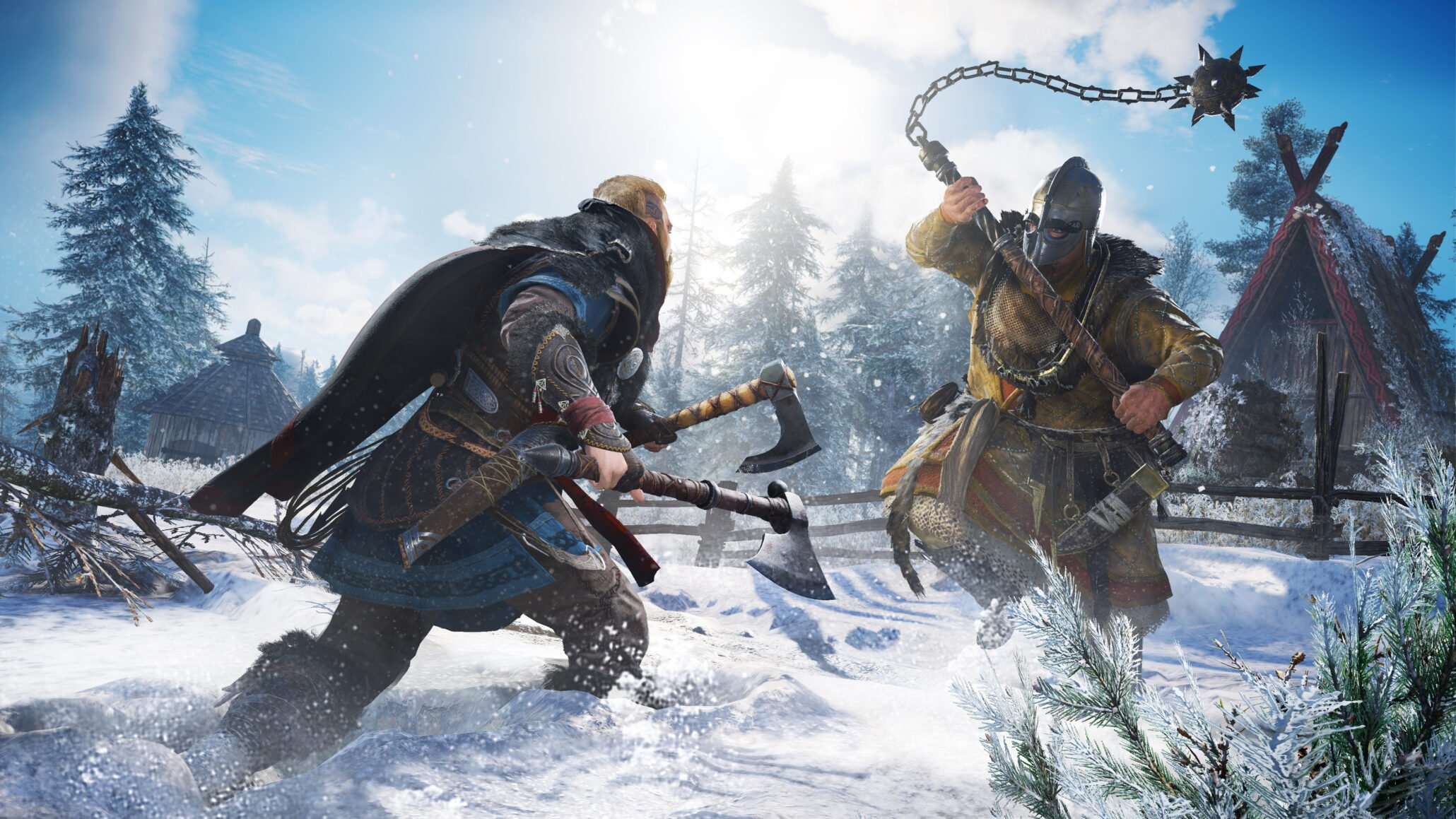 Assassin's Creed Valhalla Will Have Cross Generation Progression For PlayStation 5 And Xbox Series X/S