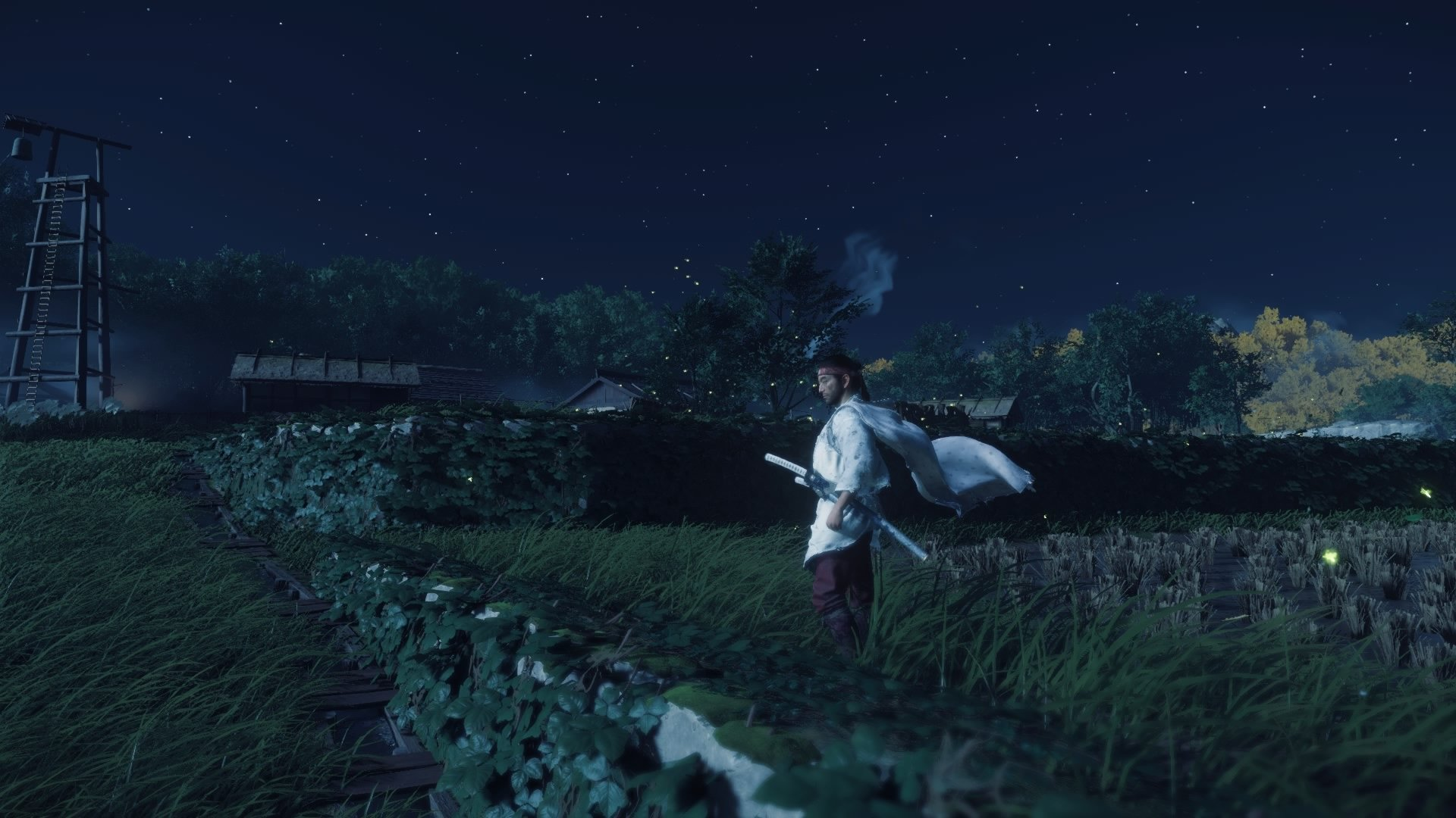 Next Ghost Of Tsushima Update Will Allow Players To Turn Dogs Into Allies In New Game +