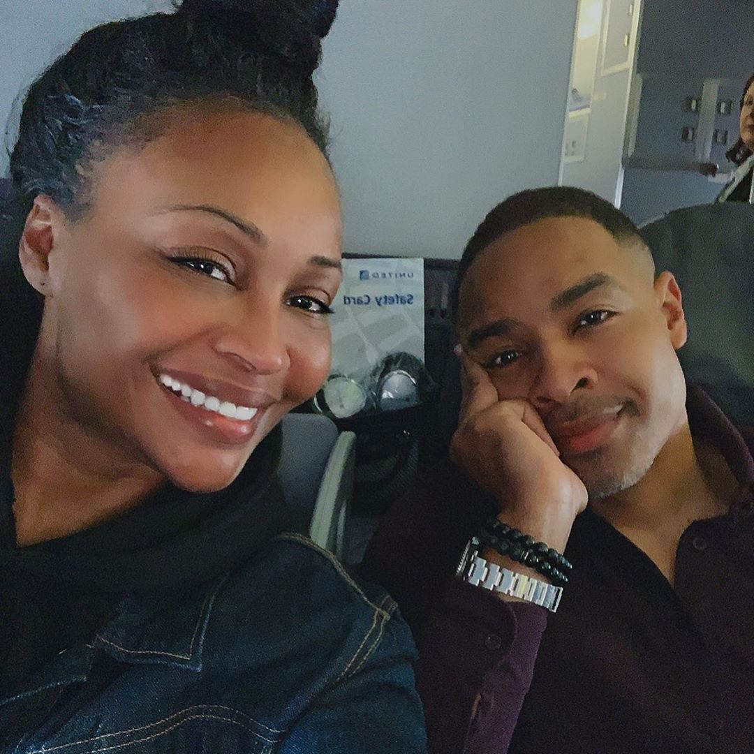 Cynthia Bailey Is Grateful For Being So Blessed Ahead Of The Wedding To Mike Hill