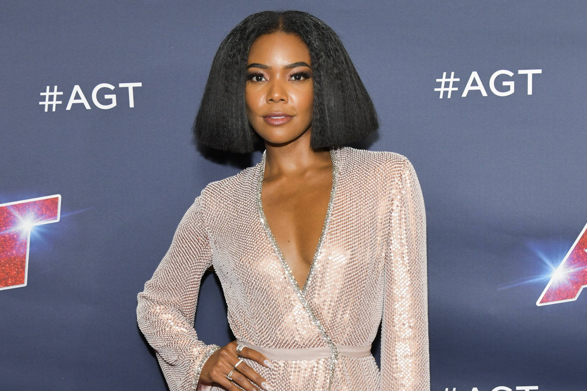 Gabrielle Union Drops A Motivational Message For Her Fans – See Her Latest Gorgeous Photo Session