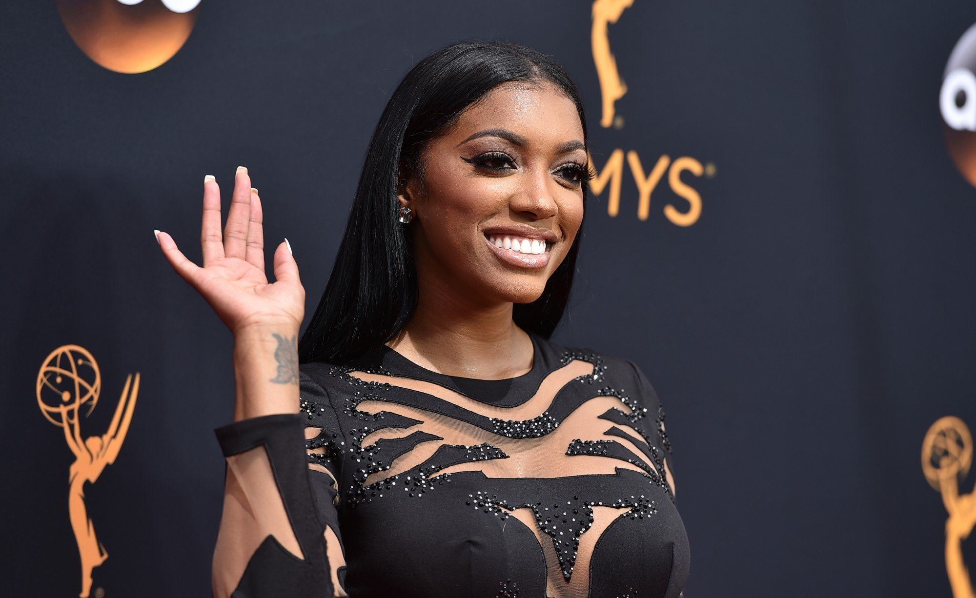 Porsha Williams' Daughter Pilar Jhena Is Twining With Both Her Parents – See The Amazing Photos