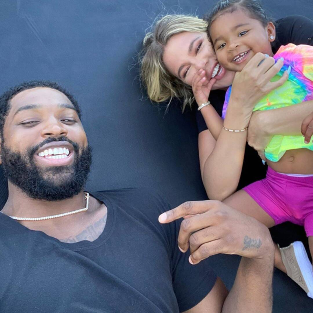 Tristan Thompson Spends Quality Time With Khloe Kardashian And Daughter True Thompson, But Gets Slammed For This Reason – See The Pics And Clips