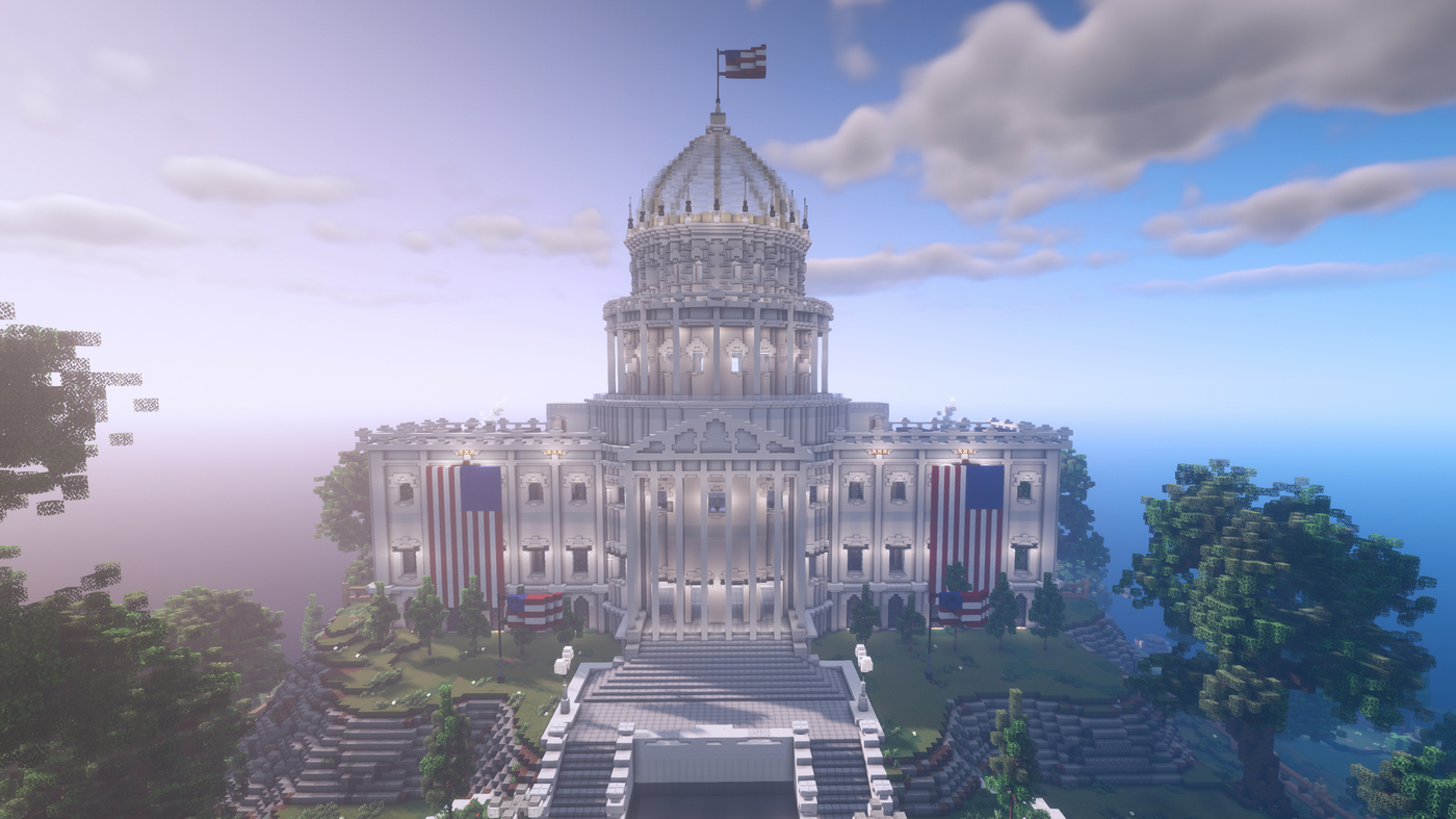 Minecraft Mock Poll Aims To Educate Kids About Voting
