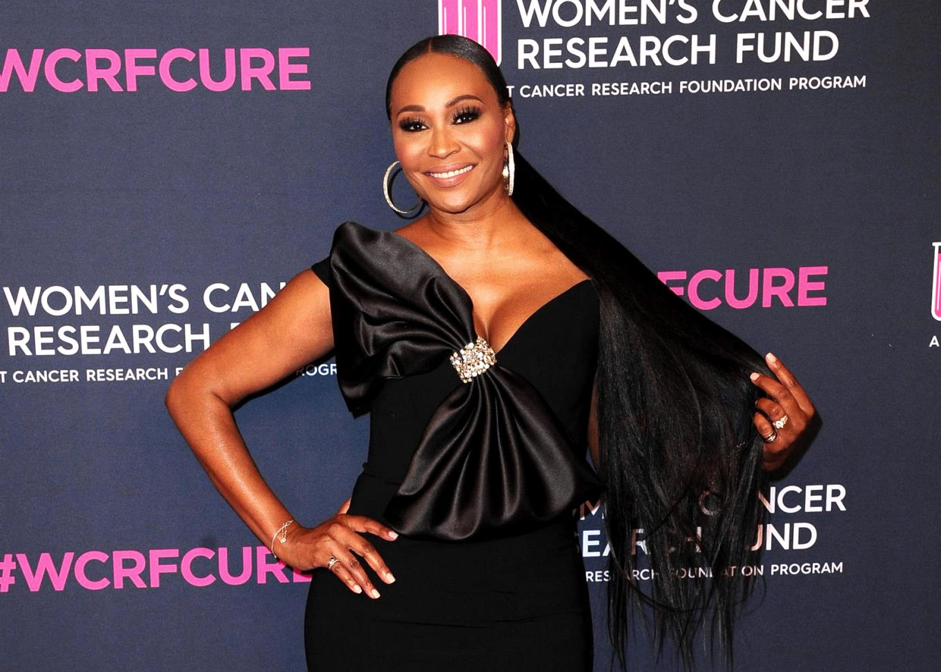 Cynthia Bailey And Mike Hill Show Their Gratitude To This Amazing Event Planner After The Wedding
