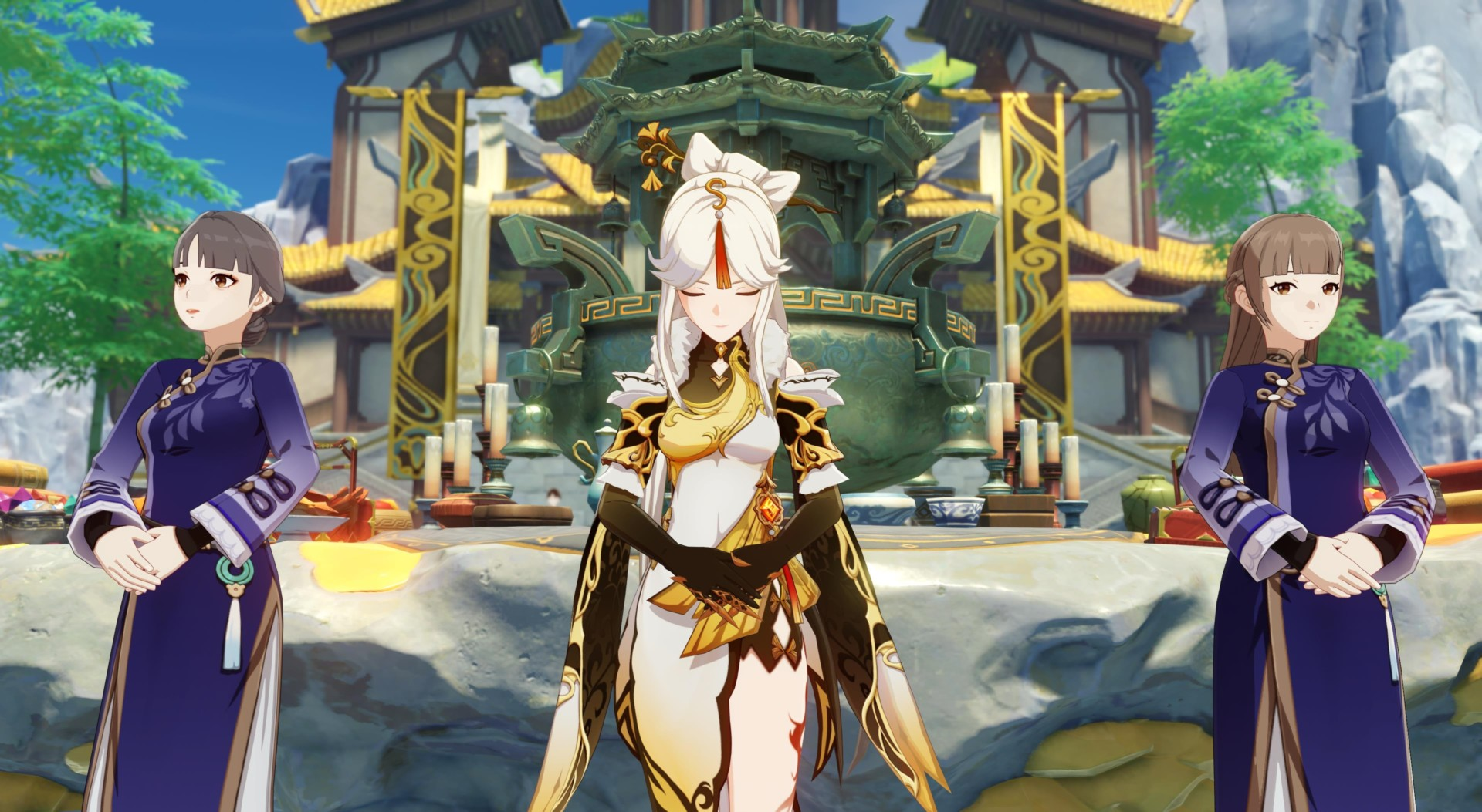 Genshin Impact guide: The Rite of Descension main quest in Liyue