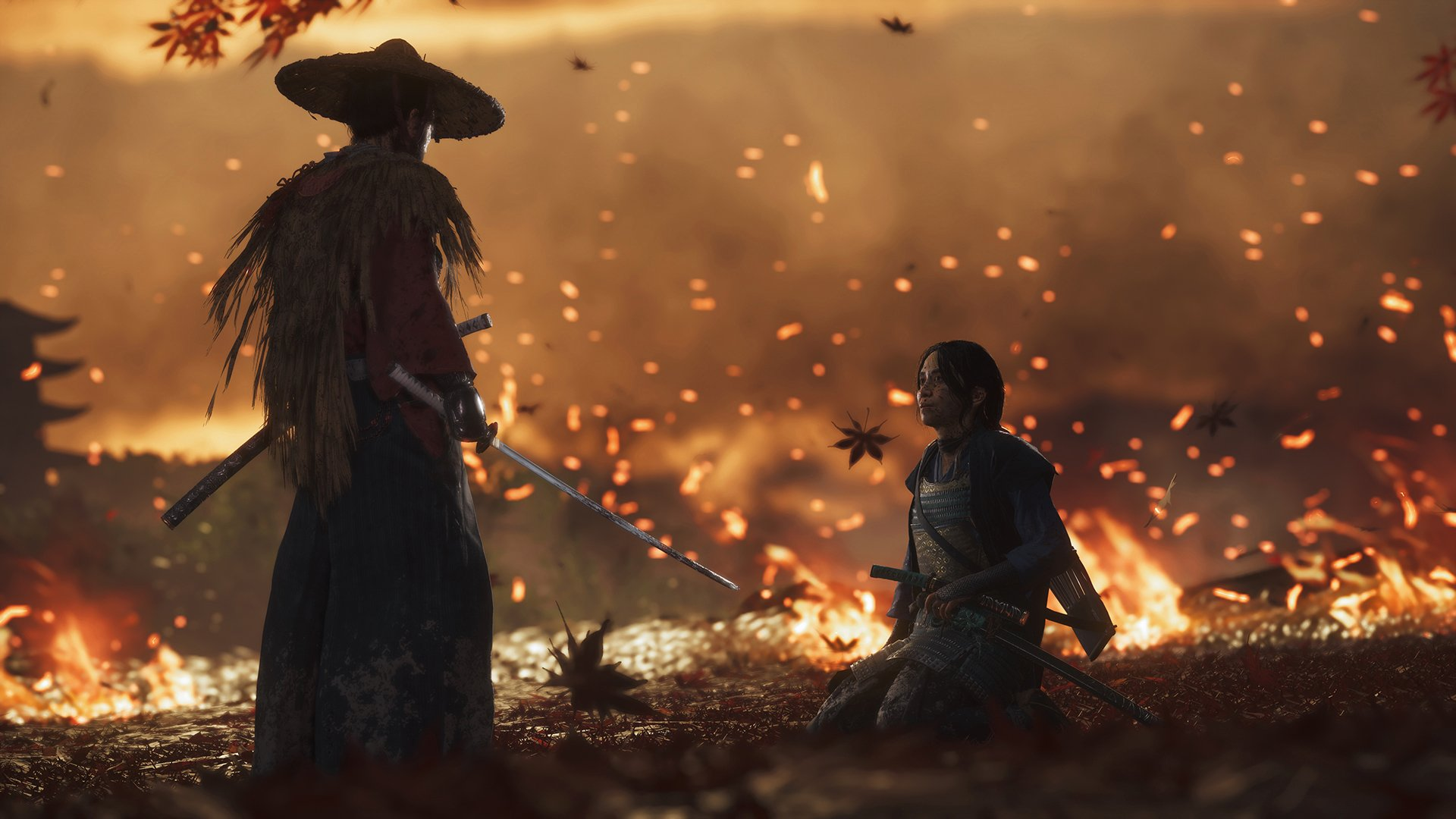 Sucker Punch Says They'll Have A New Patch For Ghost Of Tsushima 'Soon'