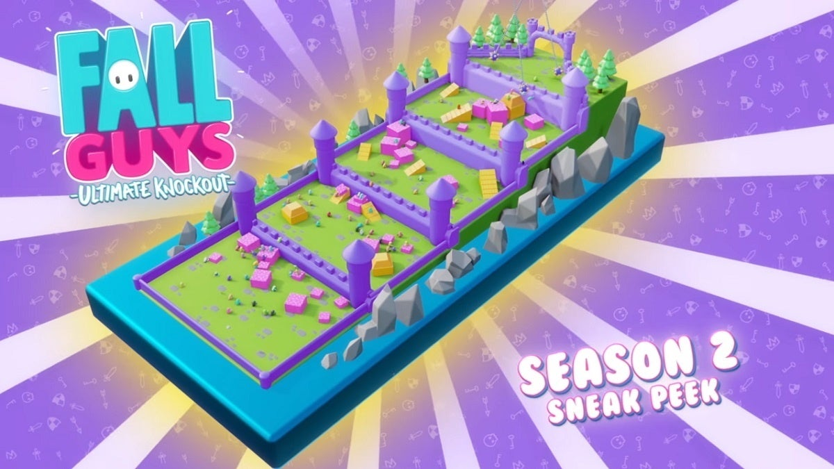 Fall Guys Season 2 will reward player progress with more Crowns