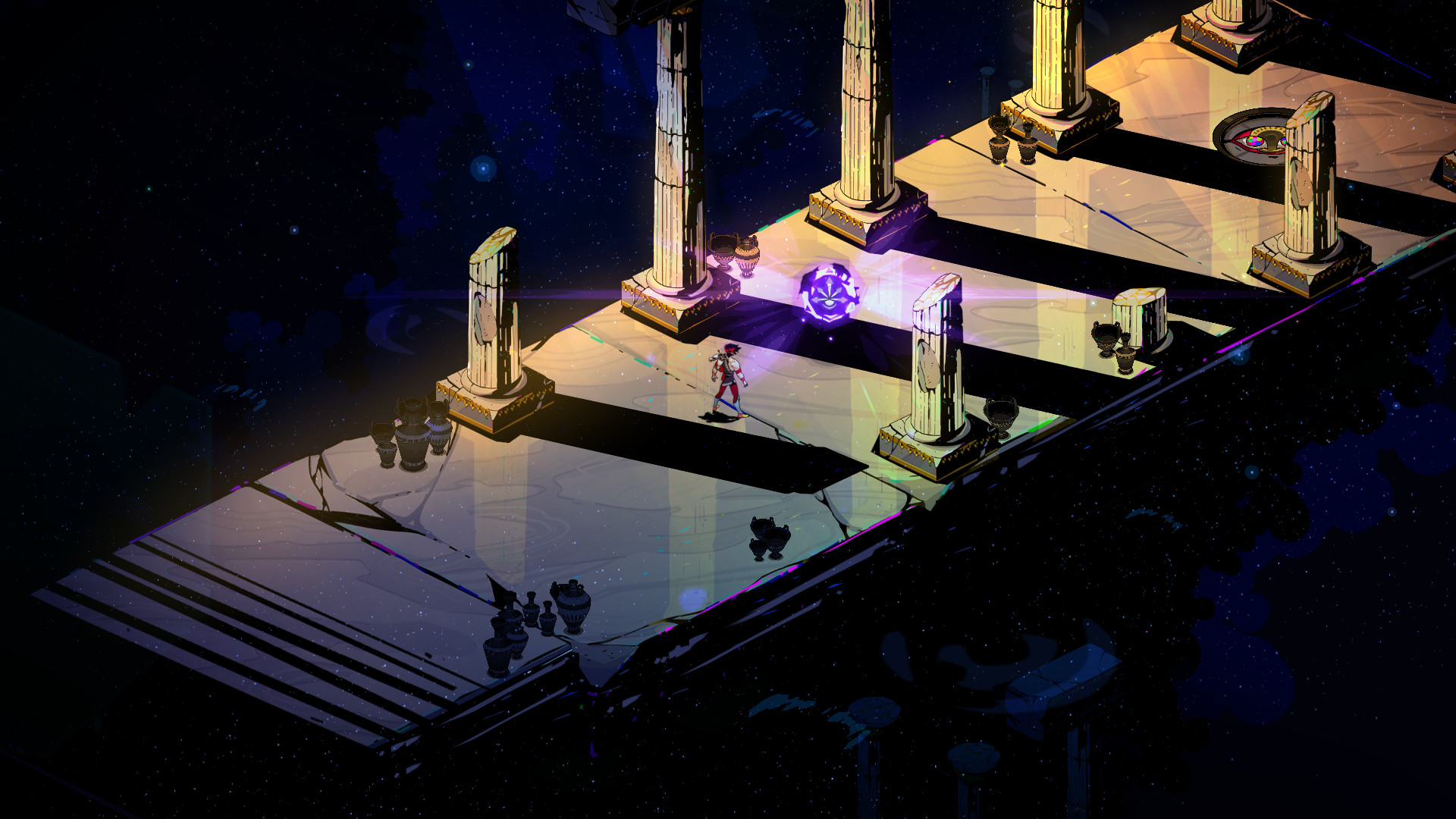 Supergiant opens up Hades test branch on Steam & Epic Game Store