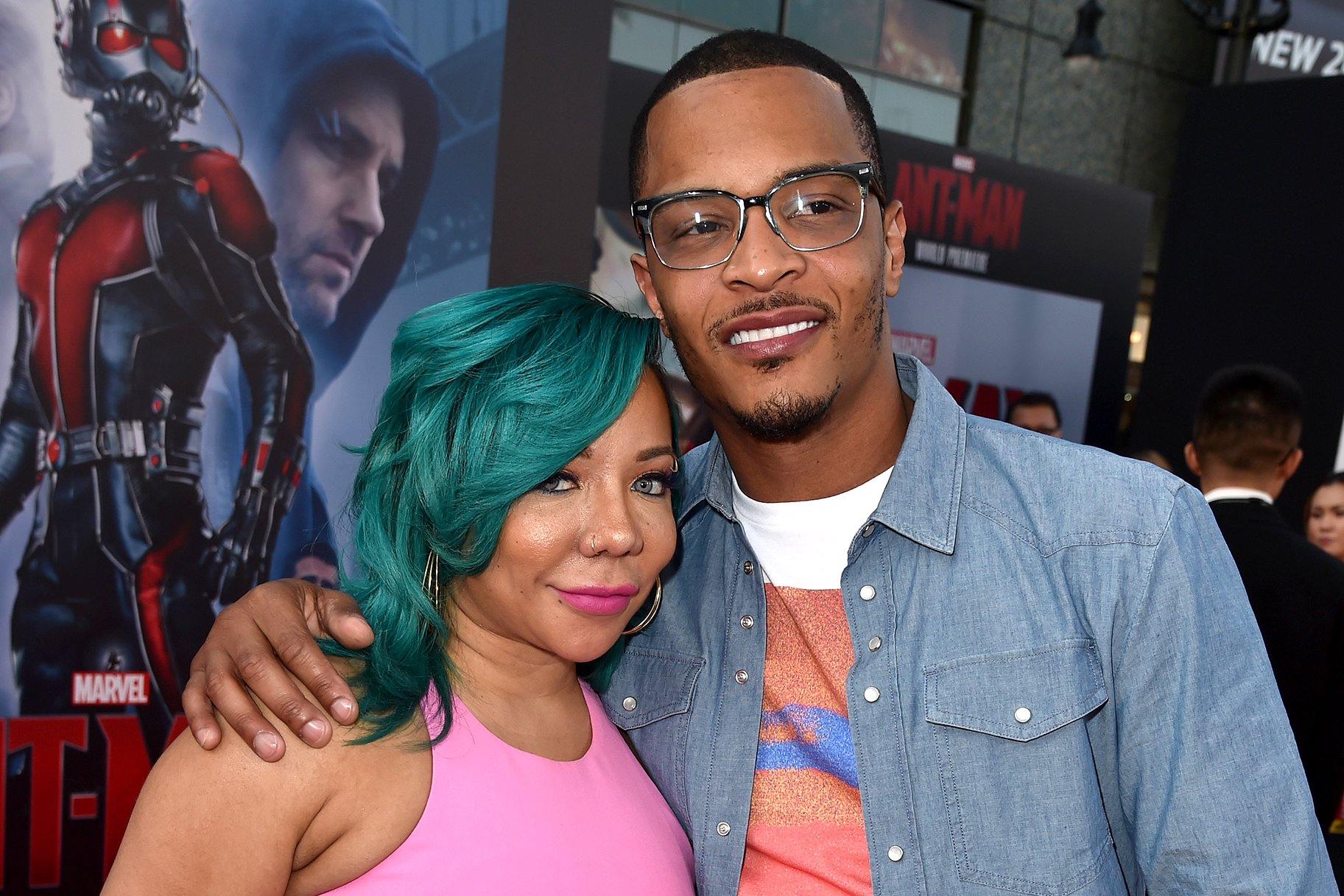 Tiny Harris Praises T.I. Following His Birthday: 'My Big Baby Spoiled Rotten'
