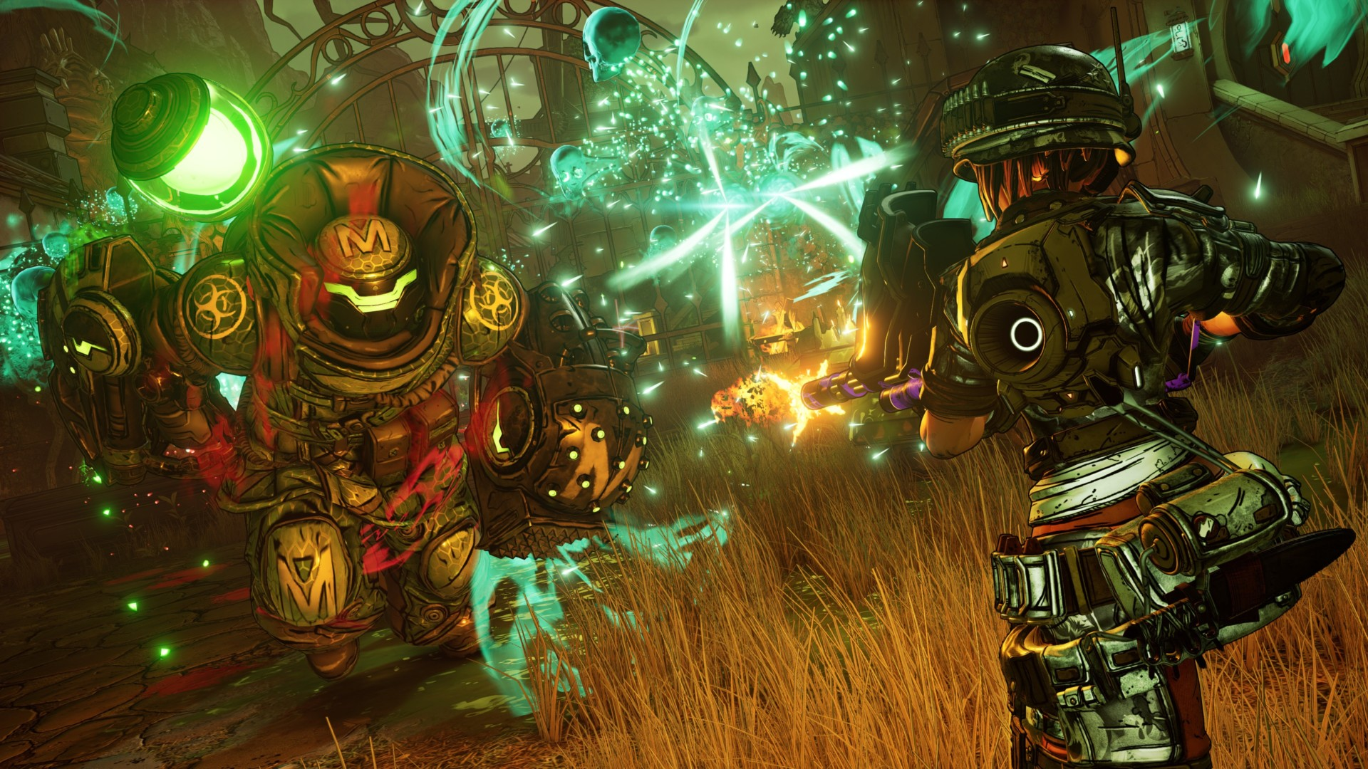The Borderlands 3 Bloody Harvest challenge starts its reign of terror today