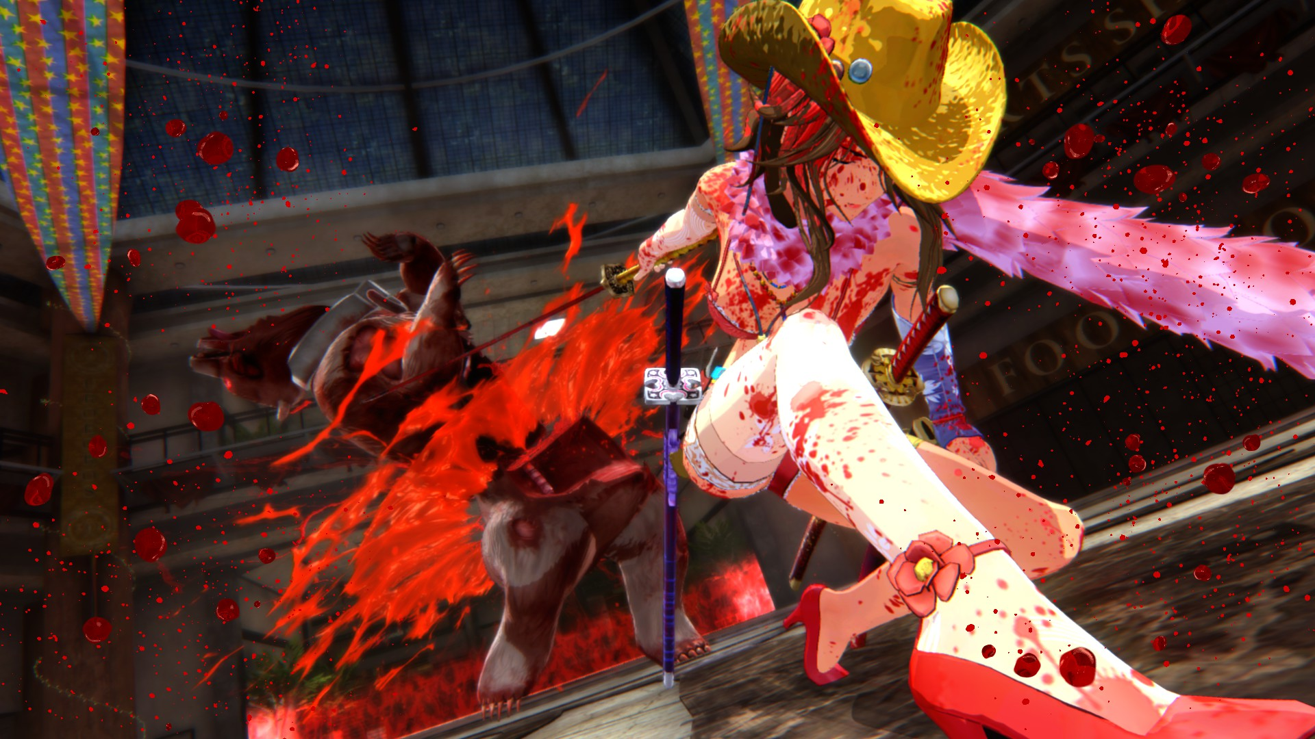 Onee Chanbara ORIGIN review — Strange deja vu