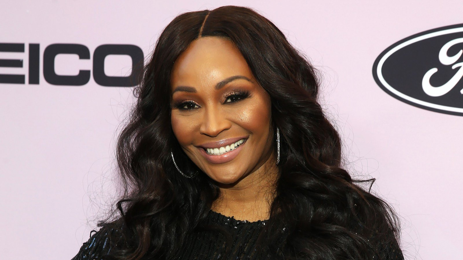 Cynthia Bailey Poses In A Dreamy Yellow Dress And Looks Amazing
