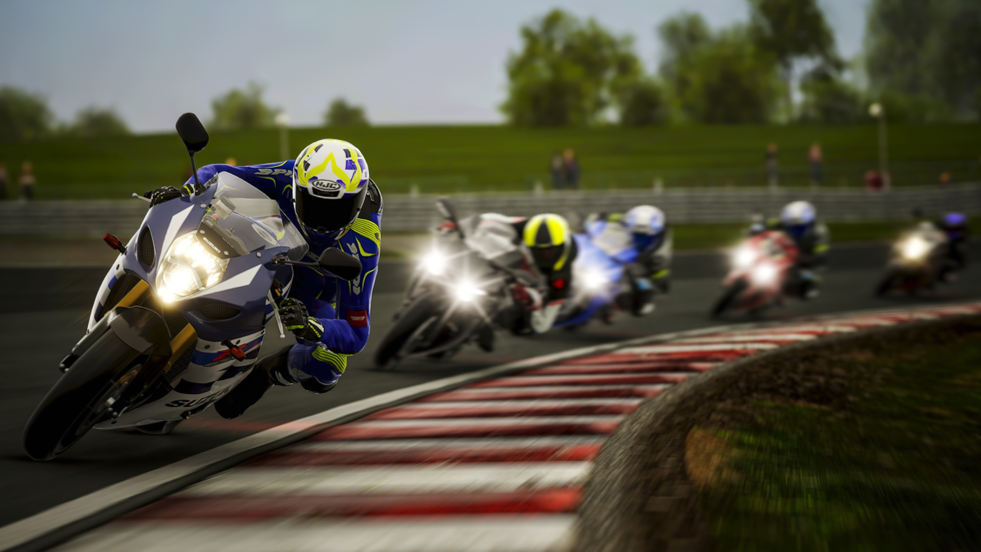 Ride 4 rides on to PC and other platforms alongside a new trailer