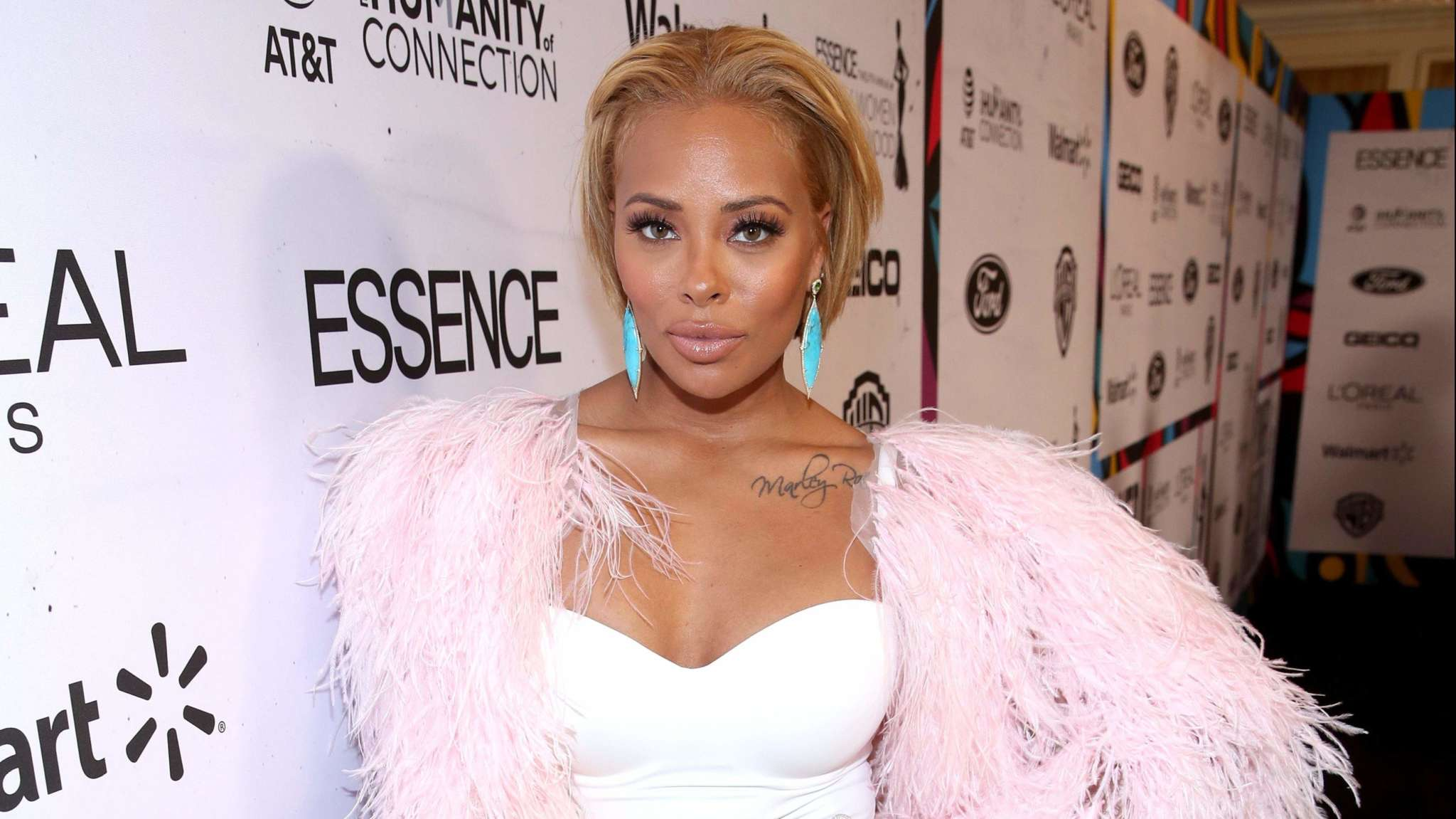 Eva Marcille Shares A Drop-Dead Gorgeous Photo And A Motivational Message That Has Fans In Awe