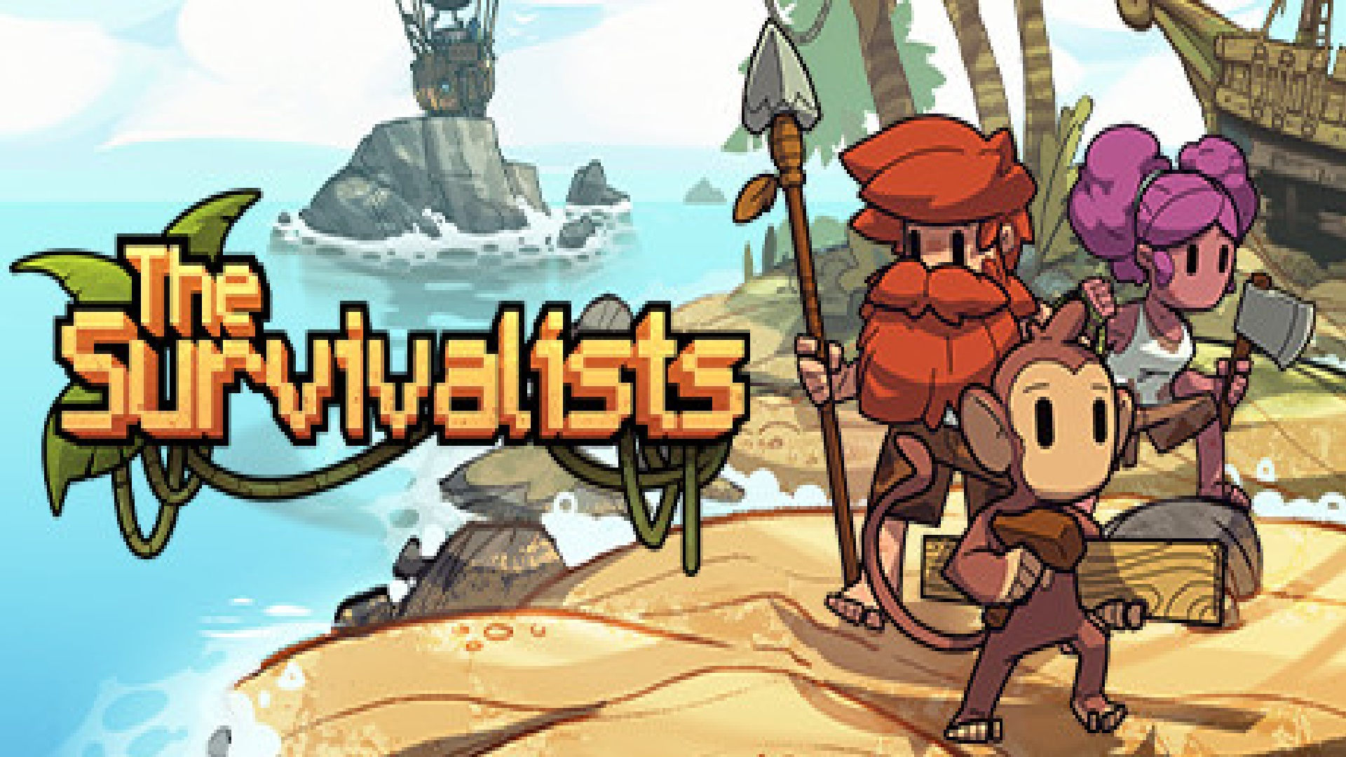 The Survivalists: Guides and features hub