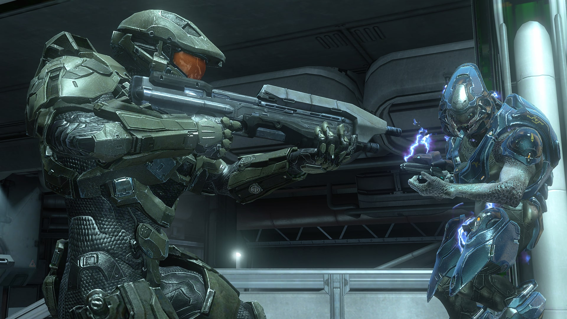 Halo 4 flighting in Master Chief Collection will see new Forge features