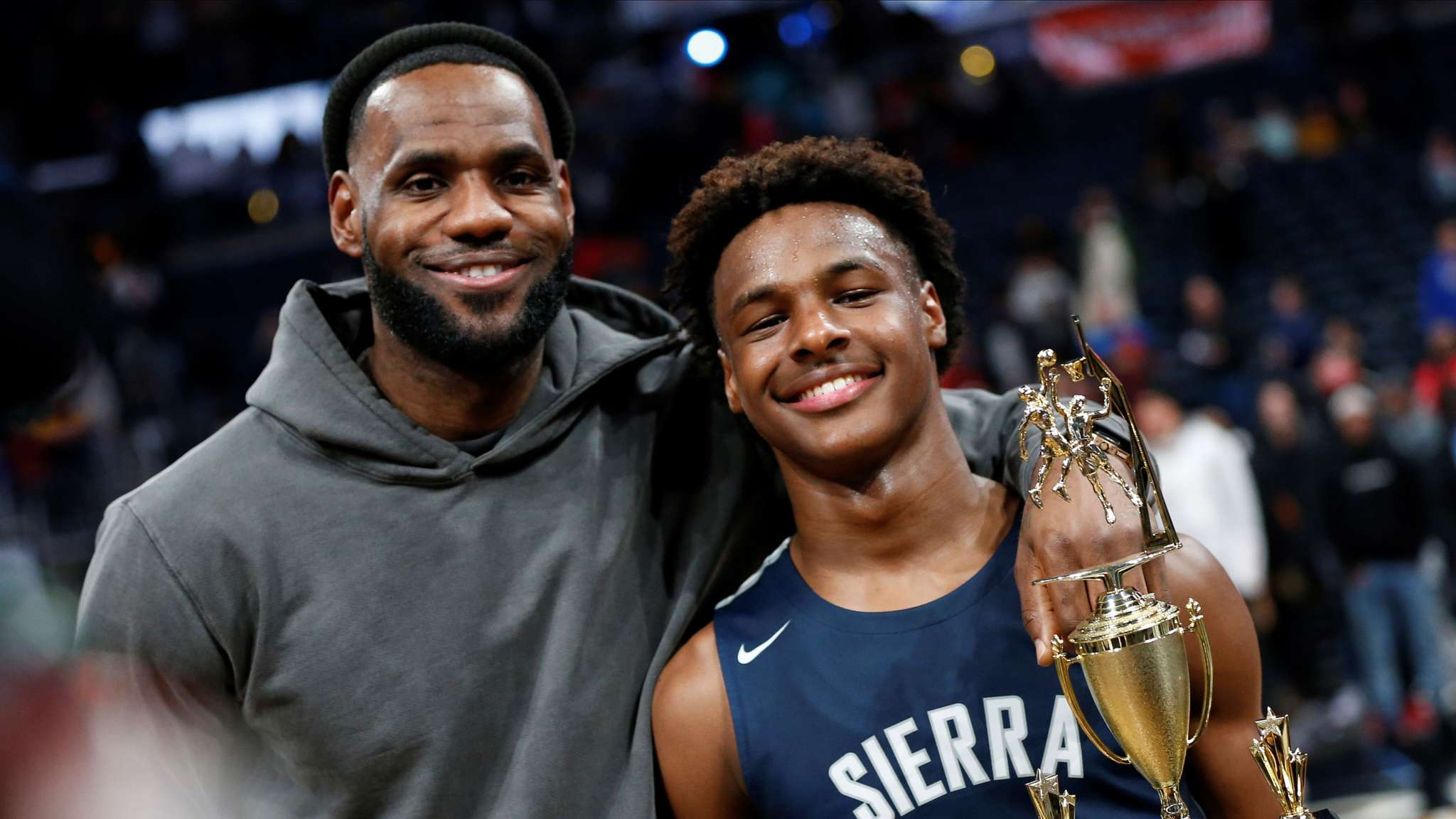LeBron James Wishes His Son A Happy 16th Birthday – See His Emotional Message