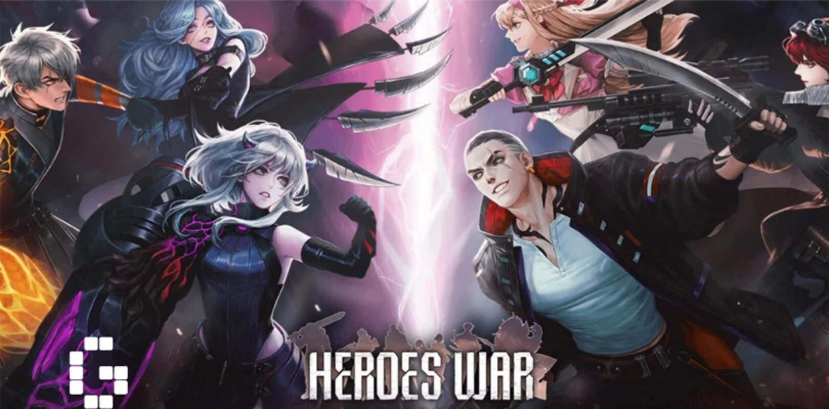 Heroes War: Counterattack Has Launched Onto Google Play