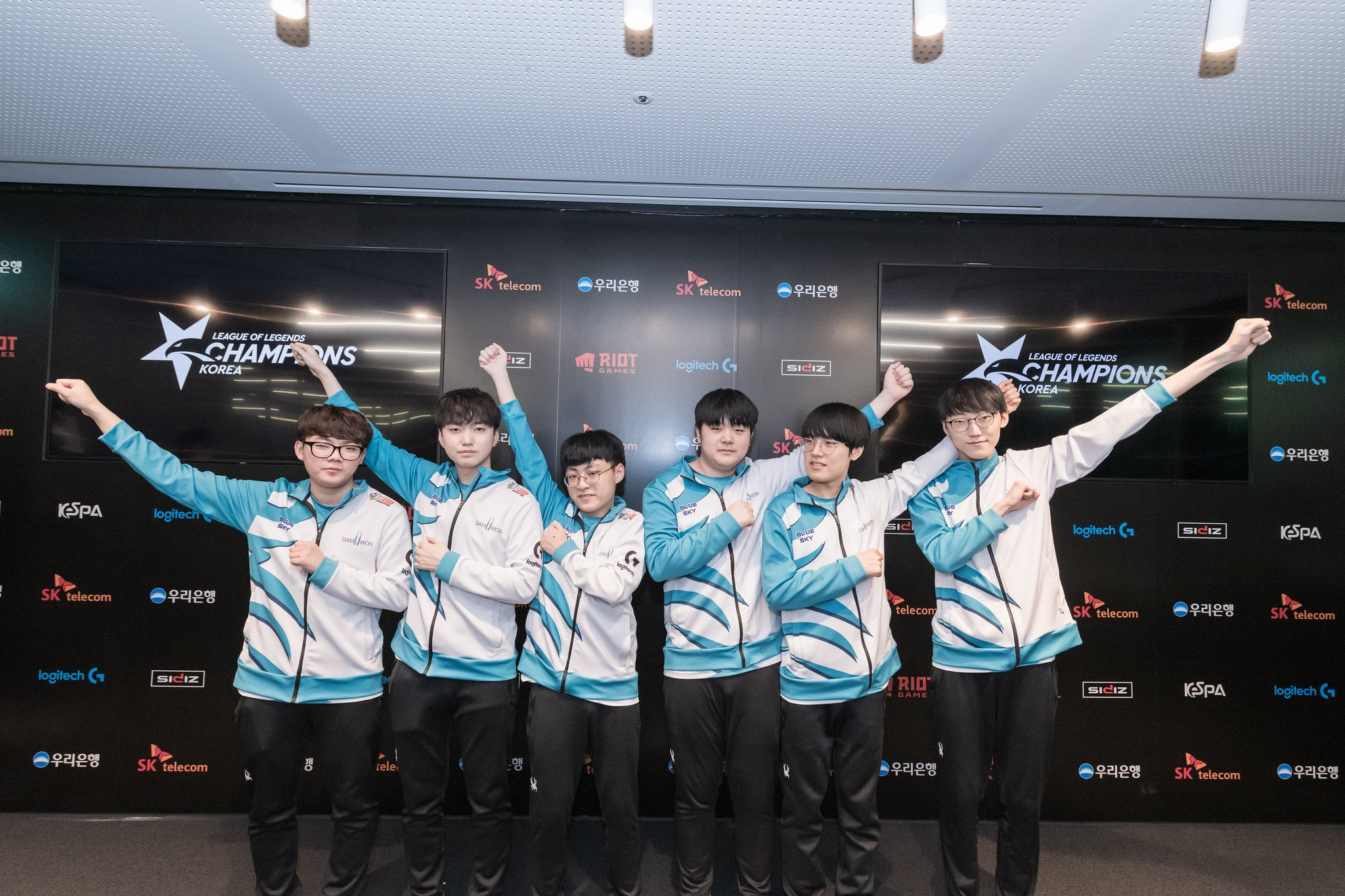 DAMWON Gaming's Victory During This Year's World Championship Regained League Champion Korea's Hope