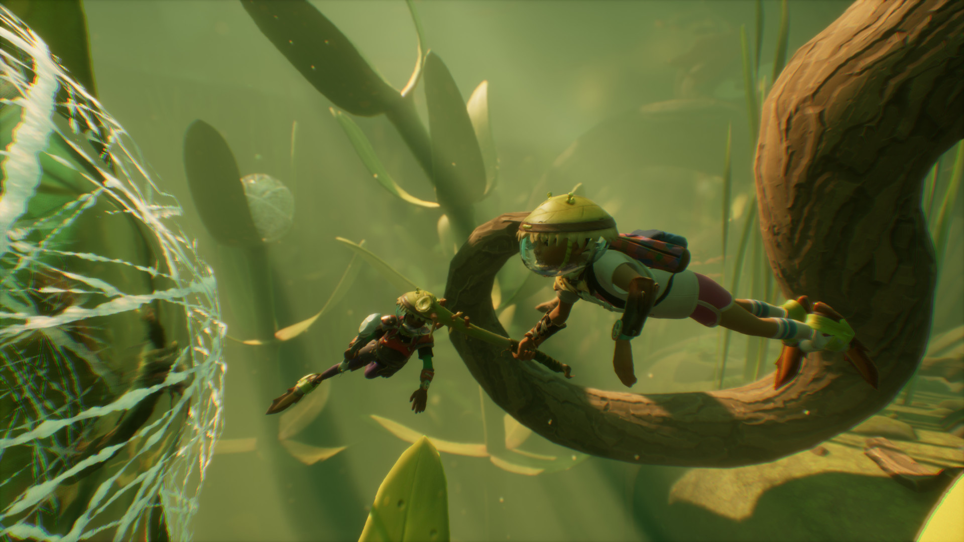 Grounded drops first patch since sizeable Koi Pond update