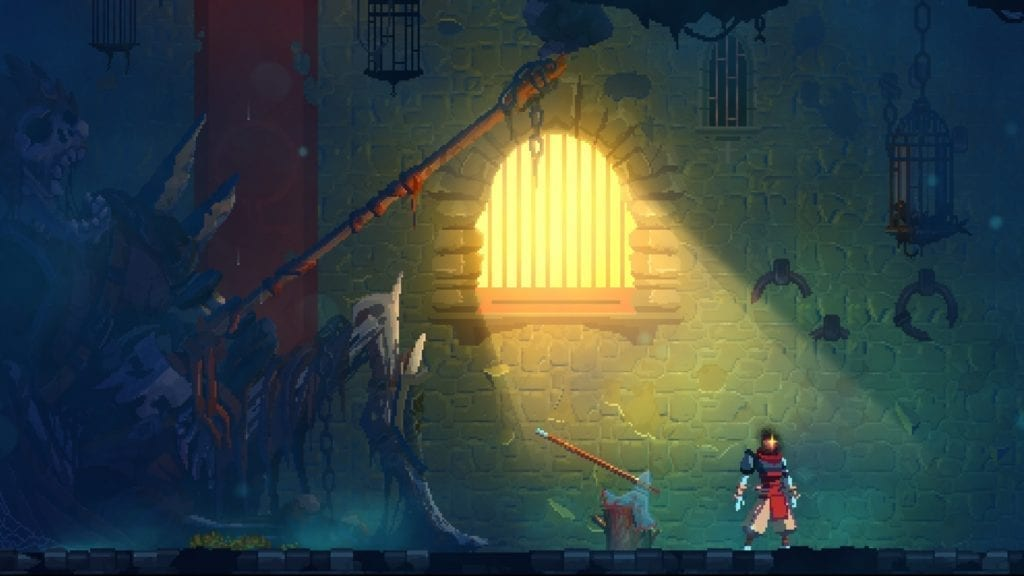 Dead Cells isn't dead and a Christmas update is coming soon