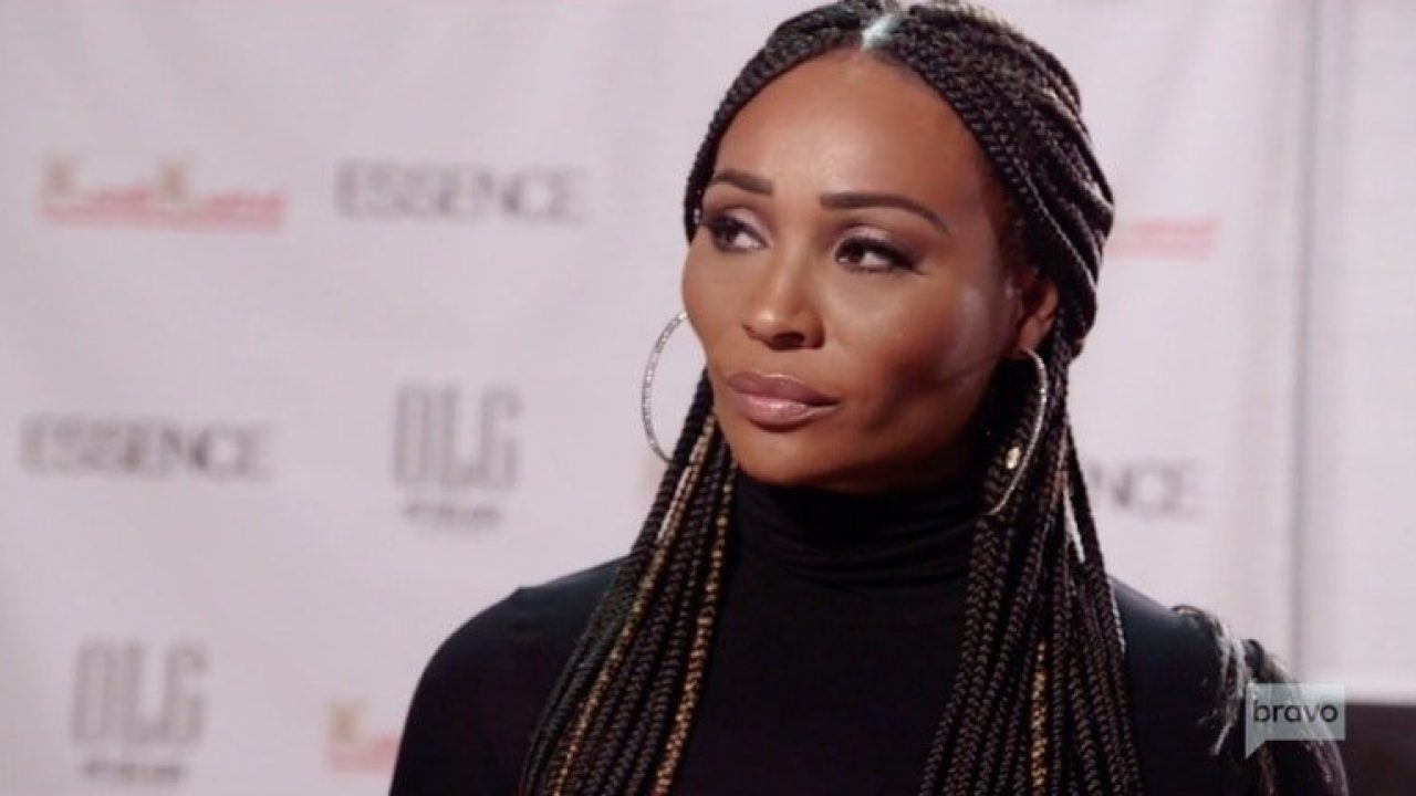 Cynthia Bailey Accepts A New Viral Challenge – See Mike Hill's Comment