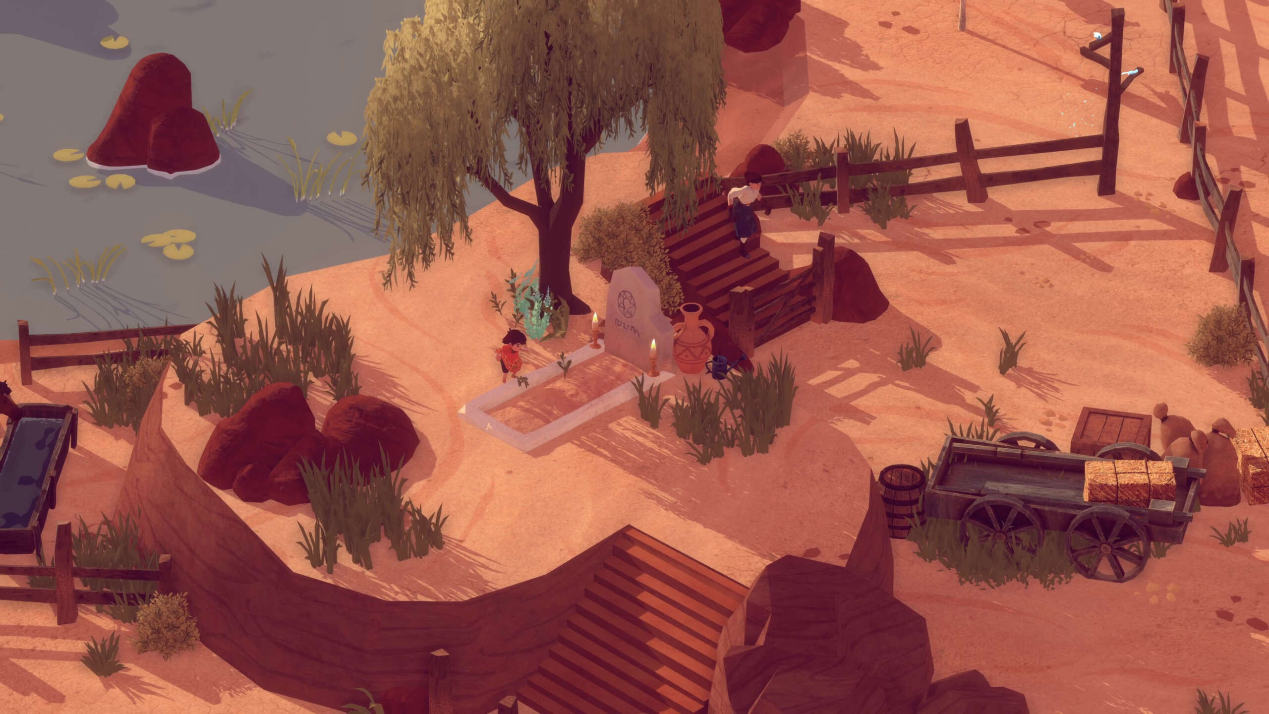 El Hijo – A Wild West Tale Is On Its Way To PC And Stadia As Of December 3rd
