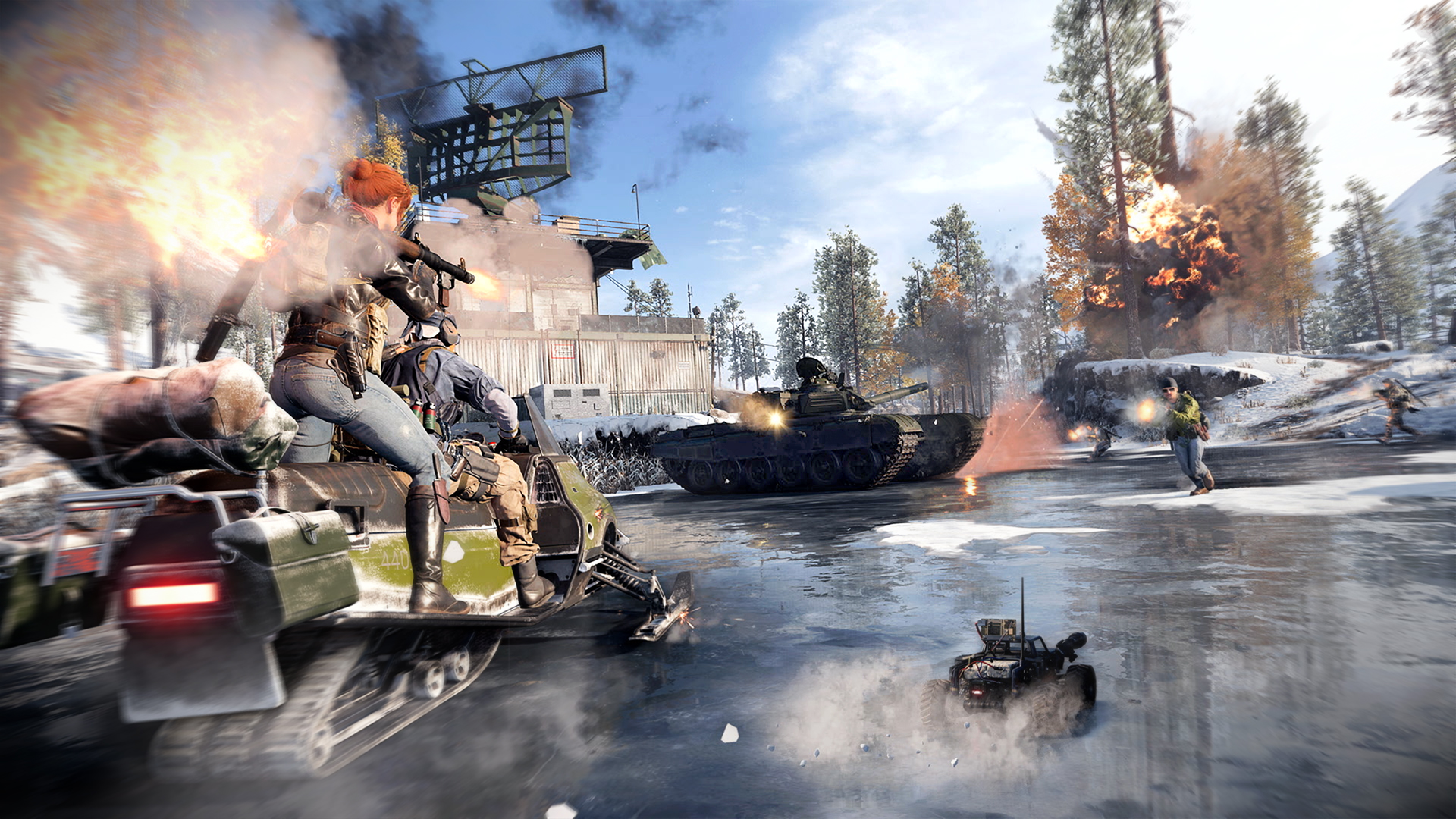 Black Ops Cold War patch addresses multiplayer spawns and Zombies issues