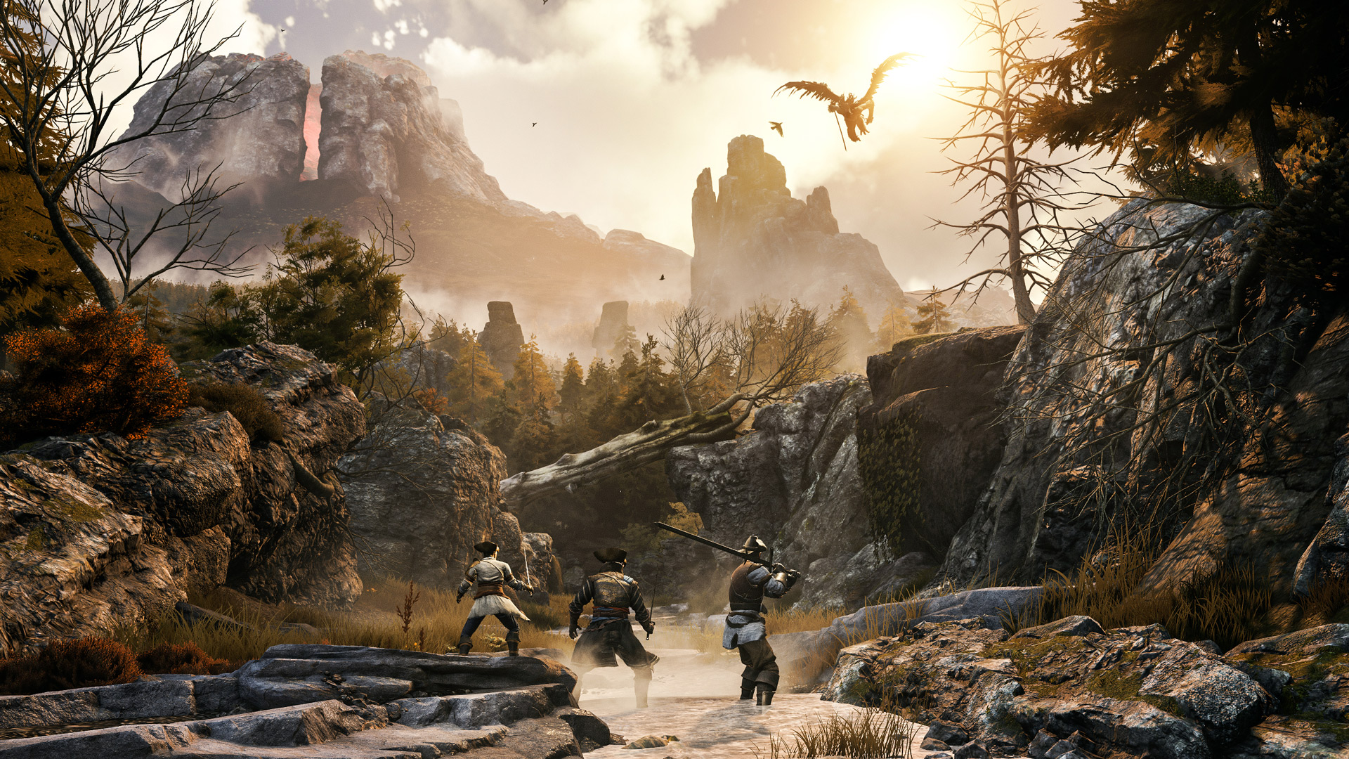 A GreedFall expansion has been revealed in new partnership