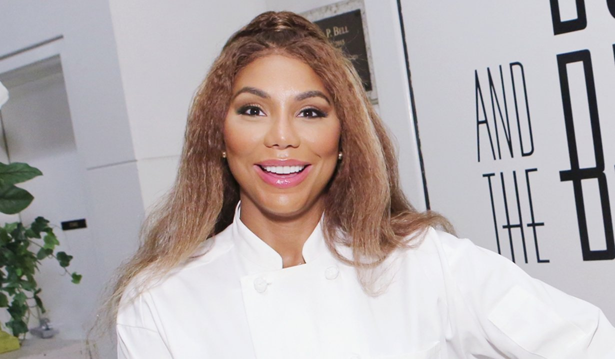 Tamar Braxton Is Learning To Celebrate Her Wins