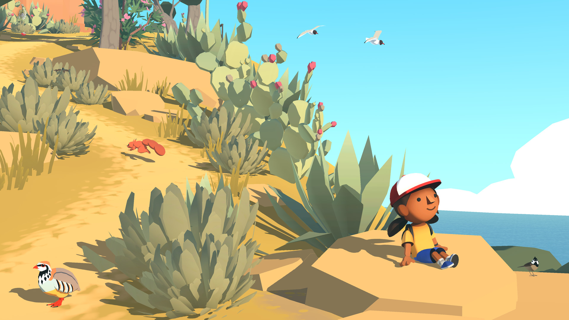 Latest Alba: A Wildlife Adventure trailer gives us a taste of chill adventures