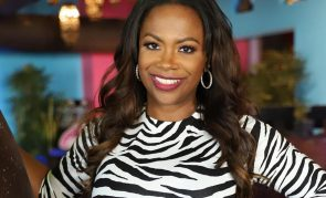Kandi Burruss Hangs Out With Friends At Dinner At Brunch – See Their Photos