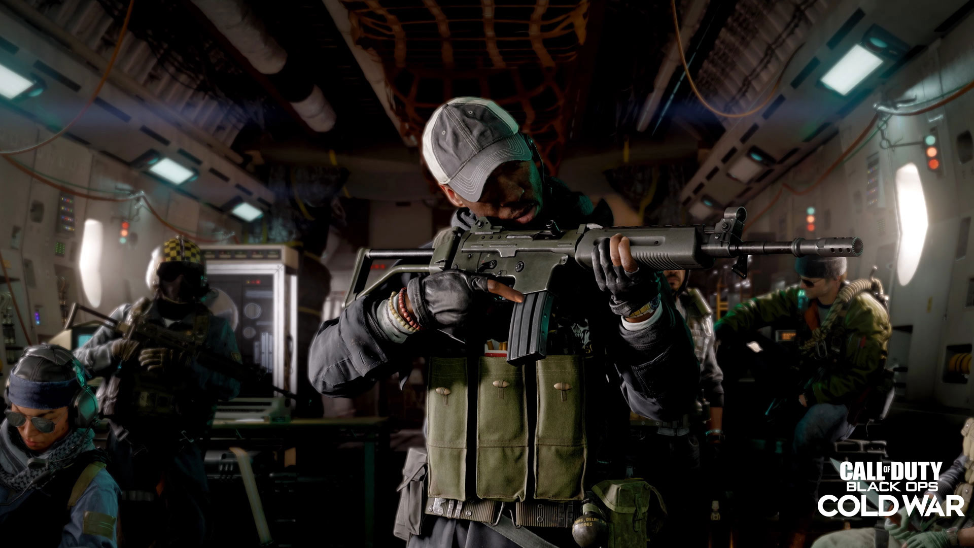 Call of Duty Endowment Challenger DLC is the first Black Ops Cold War store pack
