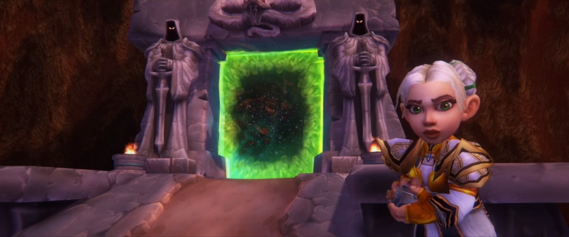 Today Marks The Birthday Of Two World Of Warcraft Expansions, Wrath Of The Lich King And Warlords Of Draenor