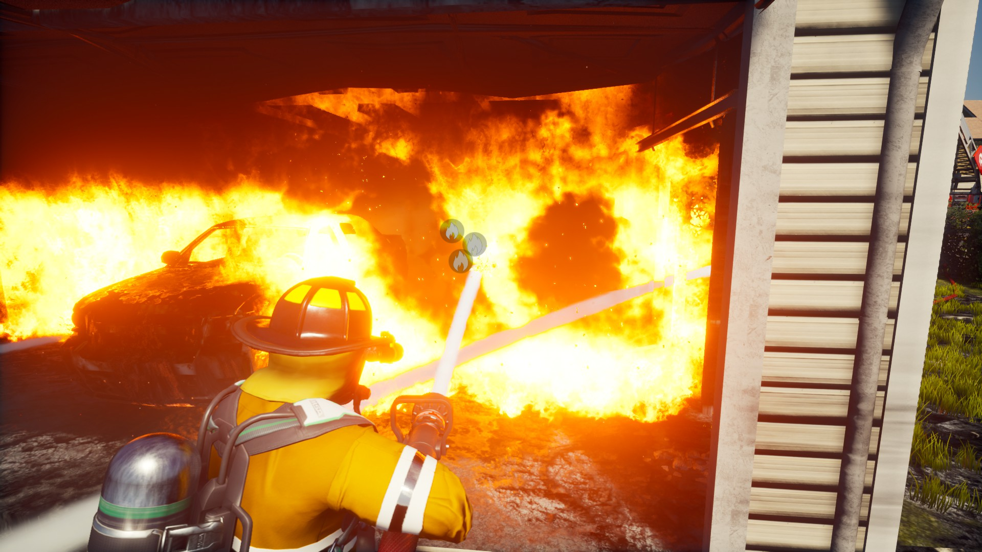 Firefighting Simulator – The Squad review — Through the fire and the shame