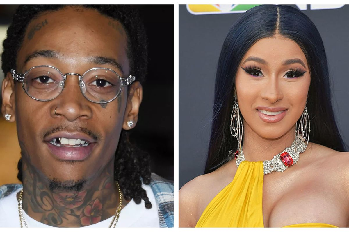 Wiz Khalifa Tries To Make Peace WithCardi B After Fans Accuse Him Of ShadingHer: I Don't Want A 'War'