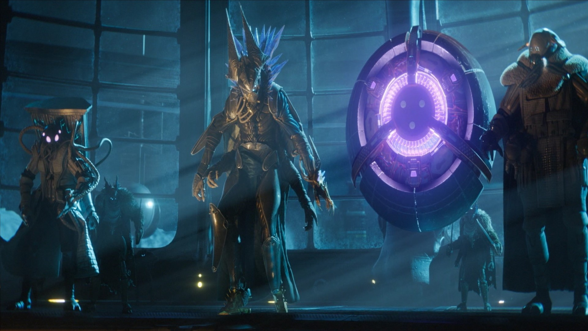 Destiny 2: Beyond Light — Empire Hunts and the weekly challenge