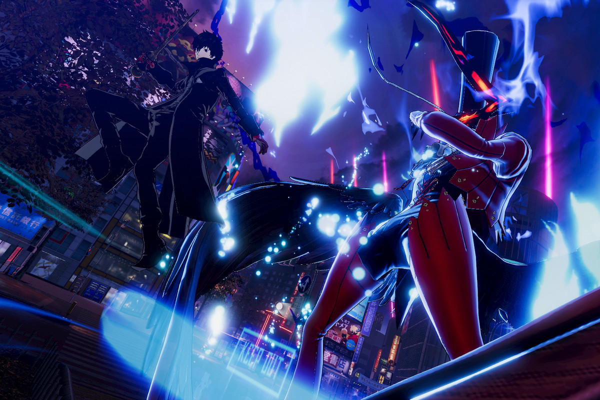 Persona 5 Strikers is thankfully coming to PC next year