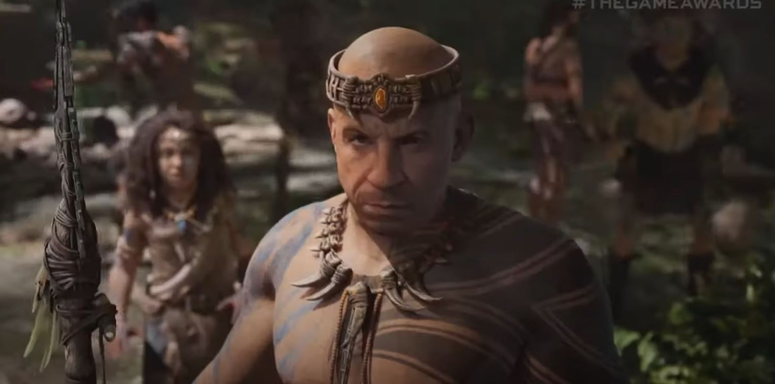 Ark II announced alongside trailer featuring CGI Vin Diesel