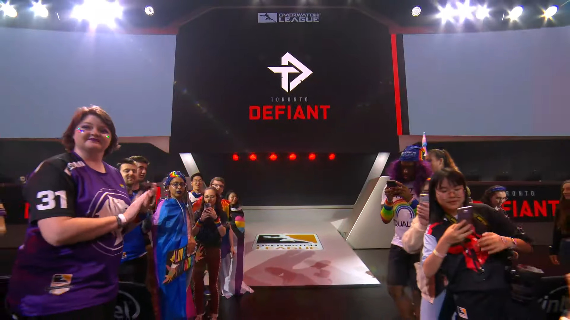 Overwatch League – Aspen Shoots Down Rumors Of Her Joining The Toronto Defiant