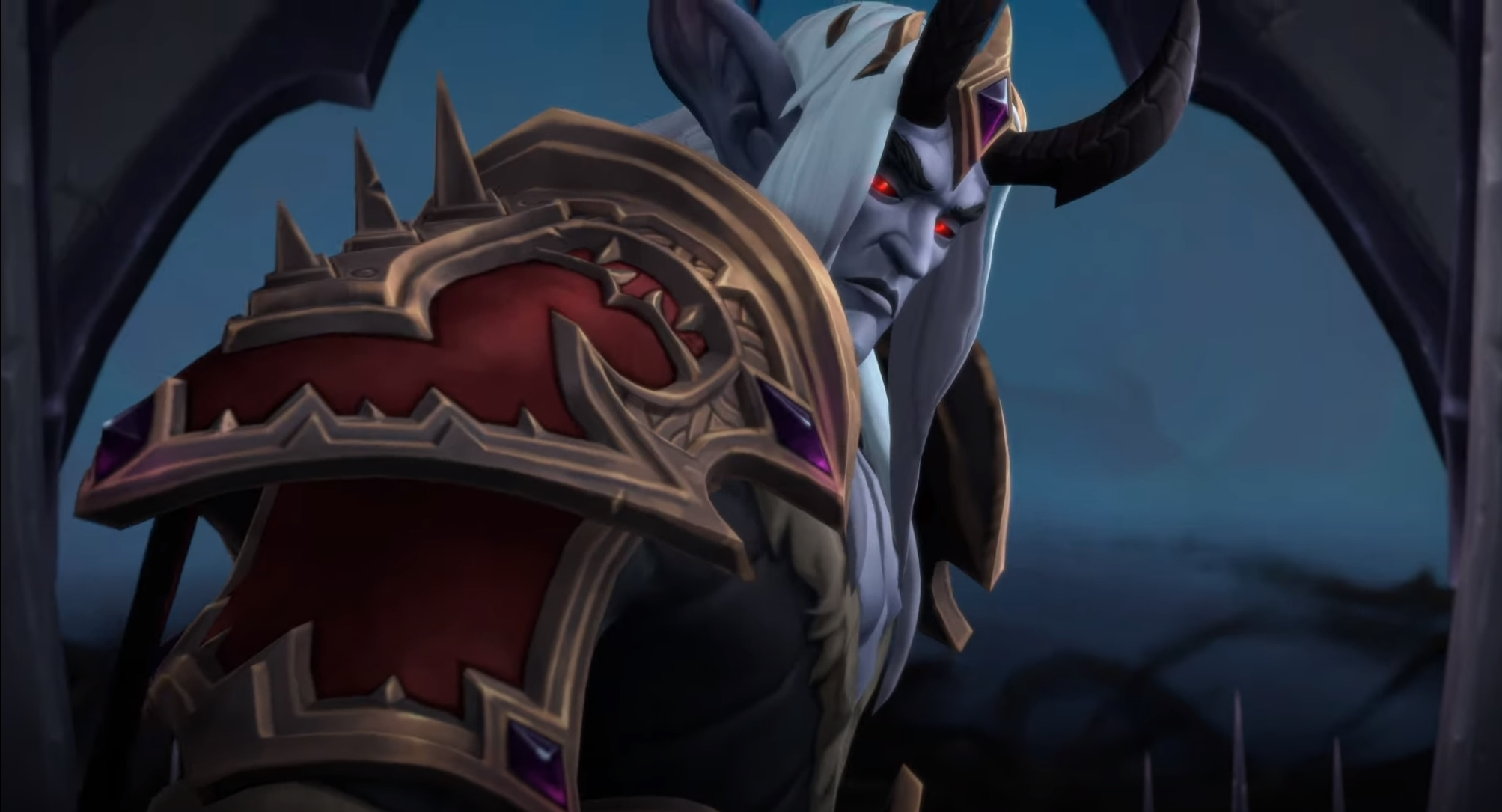 World Of Warcraft: Shadowlands Legendary Memories Drop With 100% Chance In New Castle Nathria Raid