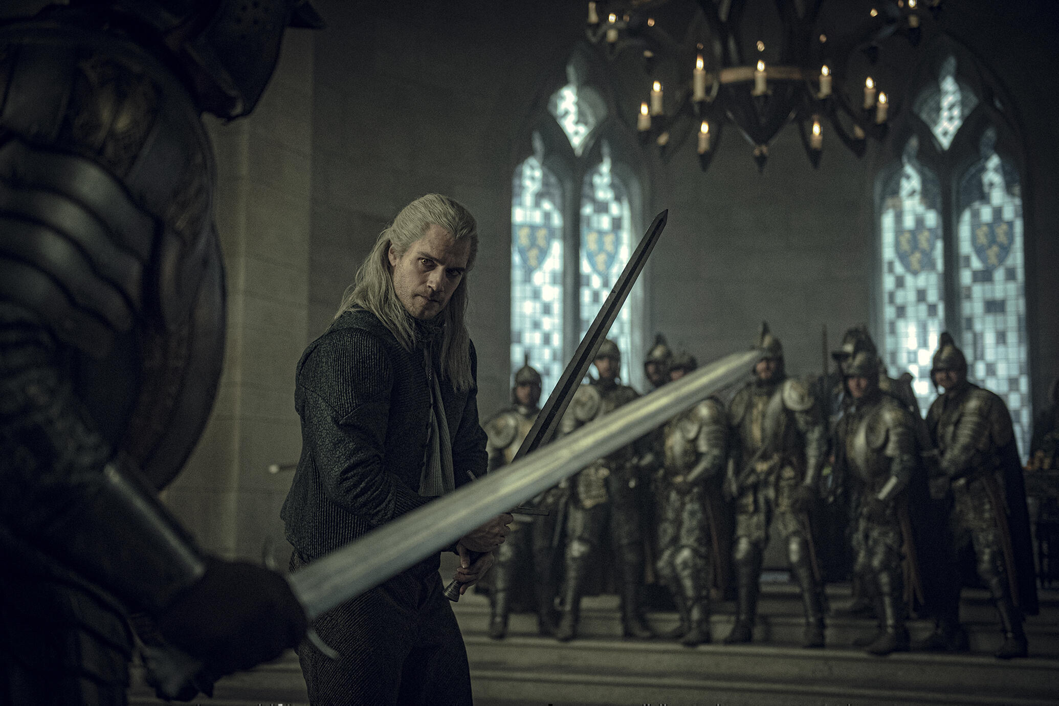 The WitcherSeason 2 halts production as Henry Cavill gets injured