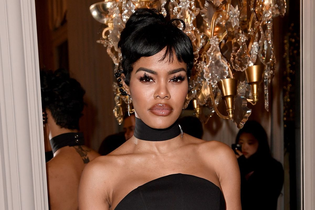 Diddy Celebrates Teyana Taylor's Birthday With This Video – See Her 'Dirty 30' Message And Pics!