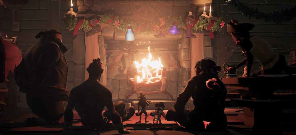Sea of Thieves Festival of Giving returns with new seasonal gifts
