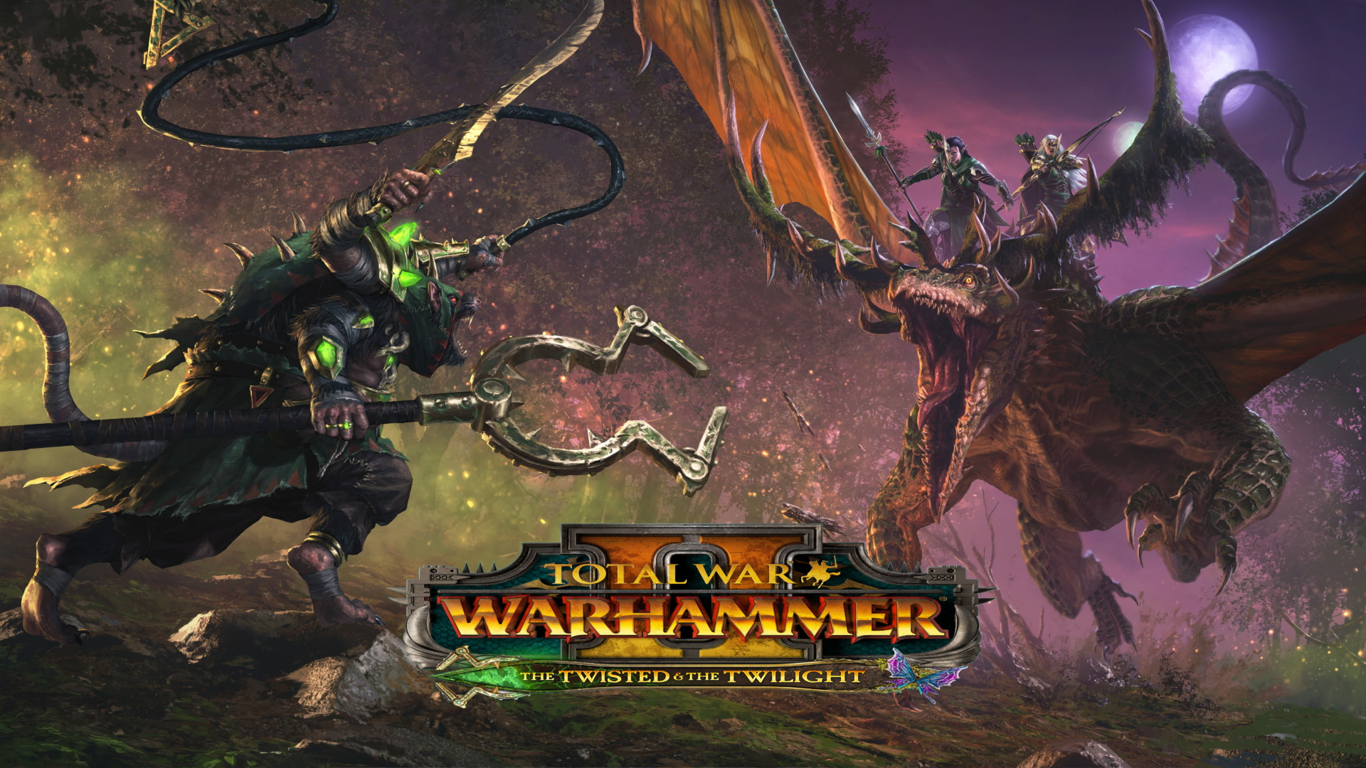 Total War: Warhammer II – The Twisted & The Twilight guides and features hub