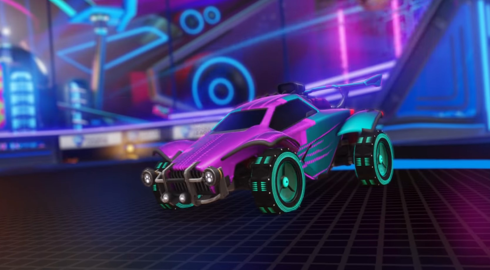 Get groovy with Rocket League Season 2 this December